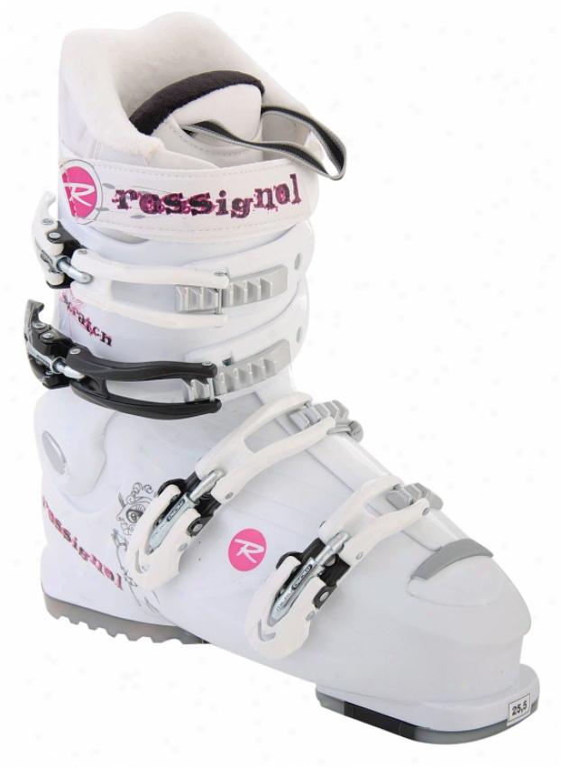 Nightingale Scratch Lass Ski Boots