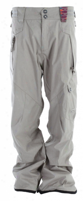 Rossignol Typgoon Shell Ski Pants Dust