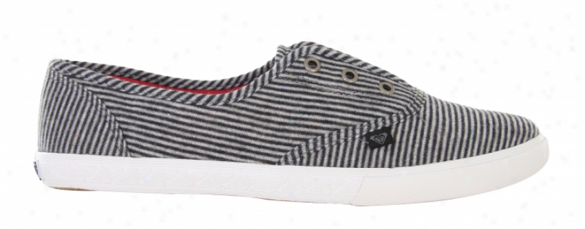 Roxy Manchester Shoes Grey /grey