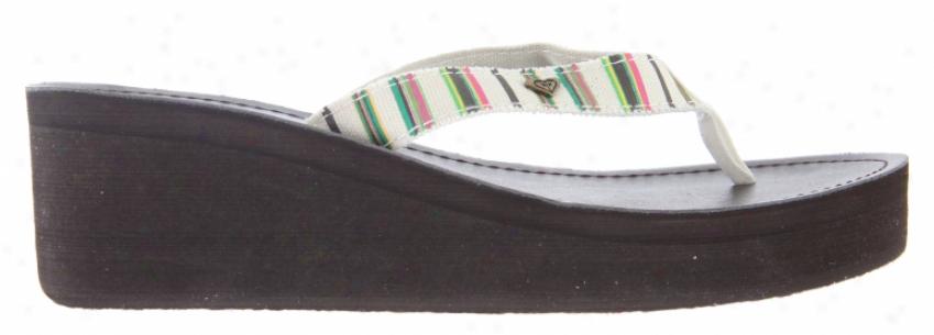 Roxy Siesta Sandals Brown