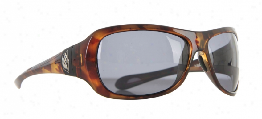 S4 Axtion Sunvlasses Demi/grey Polarized Lens