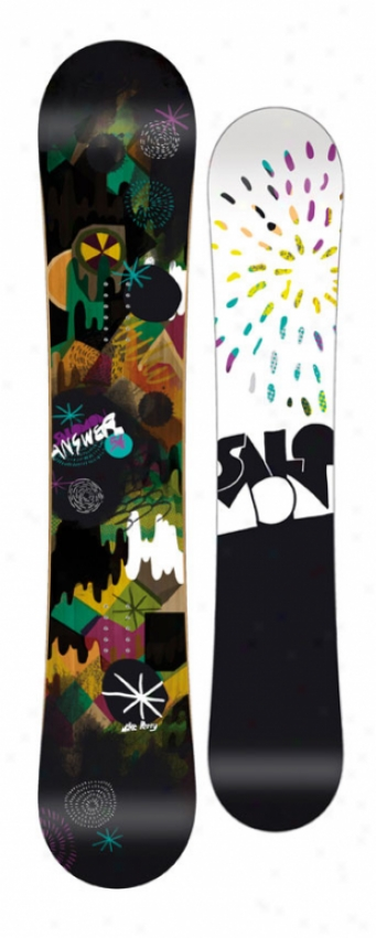 Salomon Answer Snowboard1 56