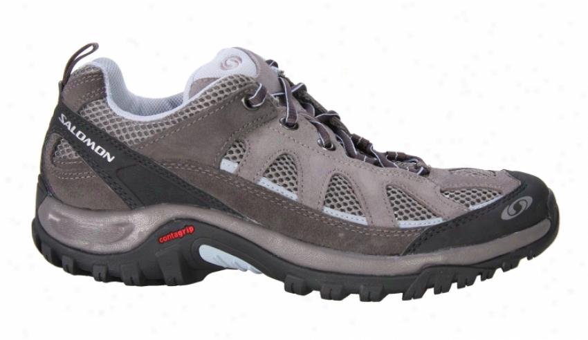 Salomon Exit Aero Low Hiking Shoes Autobahn/detroit