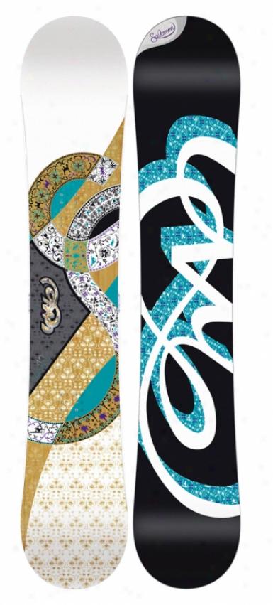 Salomon Ivy Snowboard 149