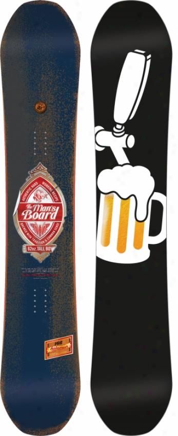 Salomon Man's Board Snowboard 162