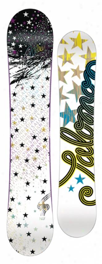 Salomon Radiant Snowboard 154