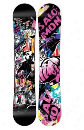Salomon Riot Magnum Snowboard 156
