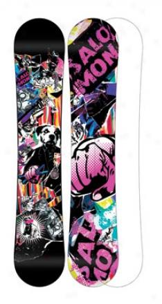 Salomon Riot Snowboard 151