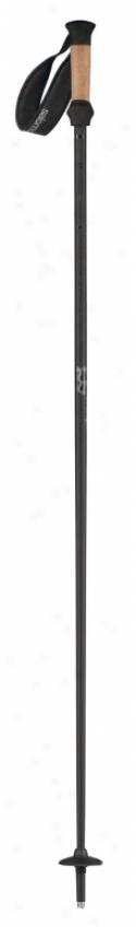 Salomon Sc-1 Ski Poles Black