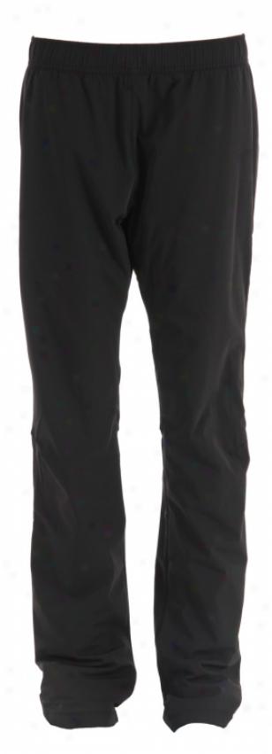 Salomon Superfast Ii Ski Pants Black
