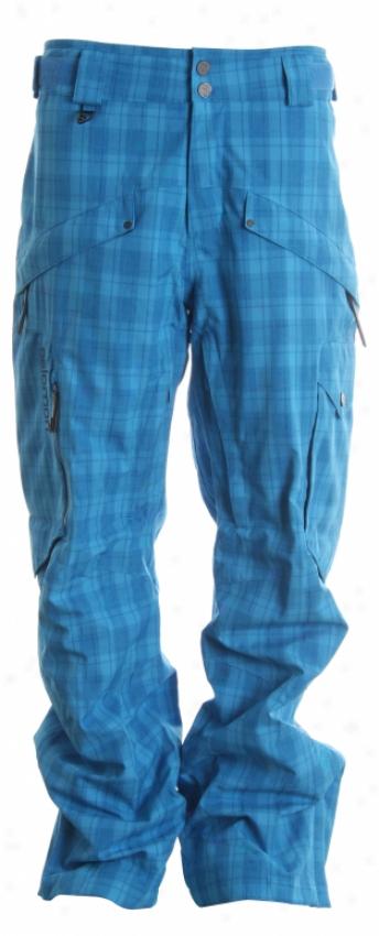 Salomon Supernatural Snow Pants E Blue