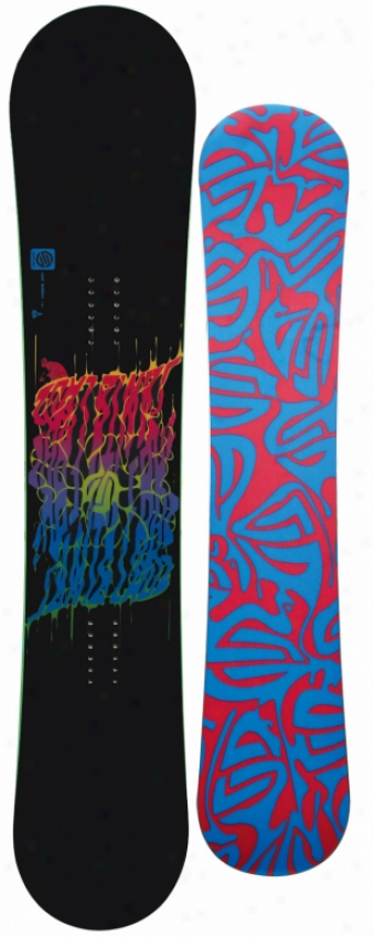 Santa Cruz Fusion Tt Snowboard 151