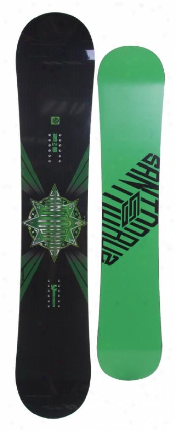Santa Cruz Gian Simmen Pro Tt Snowboard 157