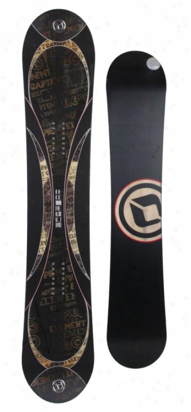 Sapient Element Snowboard 158