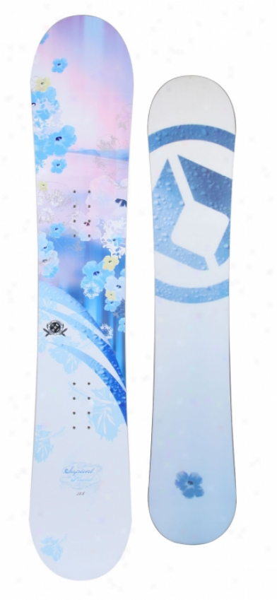 Sapient Fluid Snowboard 151