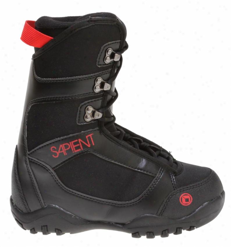 Sapient Prodigy Snowboard Boots Black