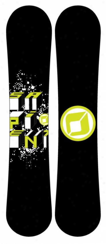 Sapient Stash Snowboard 164