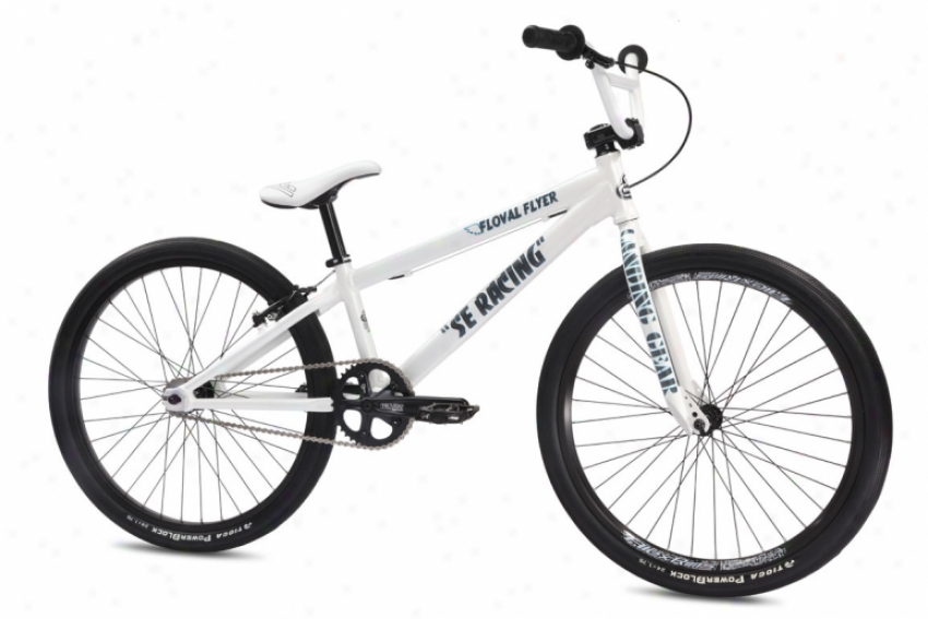 "Se Floval Flyer Bmx Bike Of a ~ color 24"""