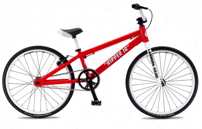 Se Ripper Jr Youth Race Bike Actually Red 20""
