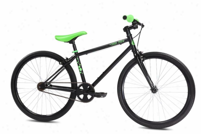 "Se Soda Pop Bmx Bike Black 24"""