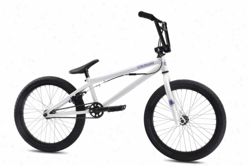 Se Wildman Bmx Bike White 20""