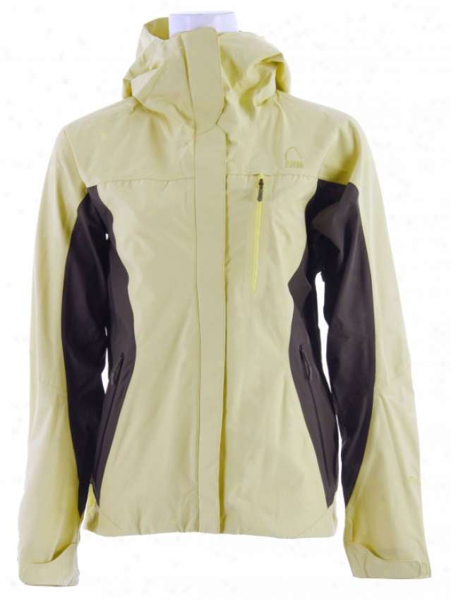 Sierra Designs Cyclone Eco Shell Jacket Dew