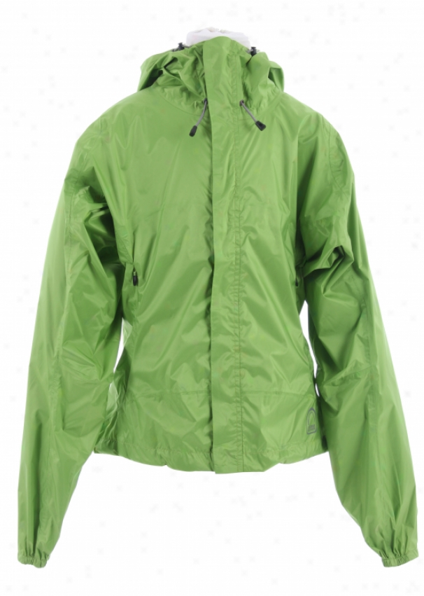 Sierra Designs Isotope Shell Jacket Ginseng