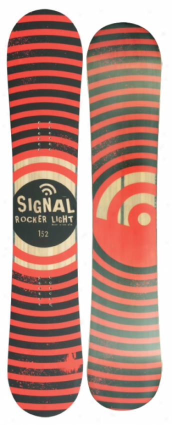 Signal Park Rocker Light Snowboard 148