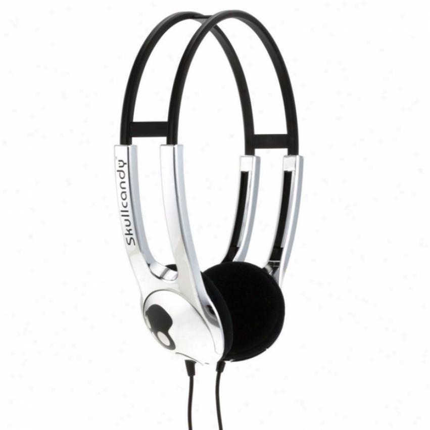 Skullcandy Icon Headpphones Cgrome/black