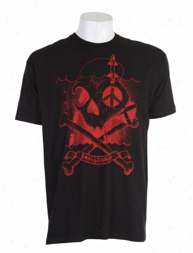 Skullcandy Sobar T-shirt Black