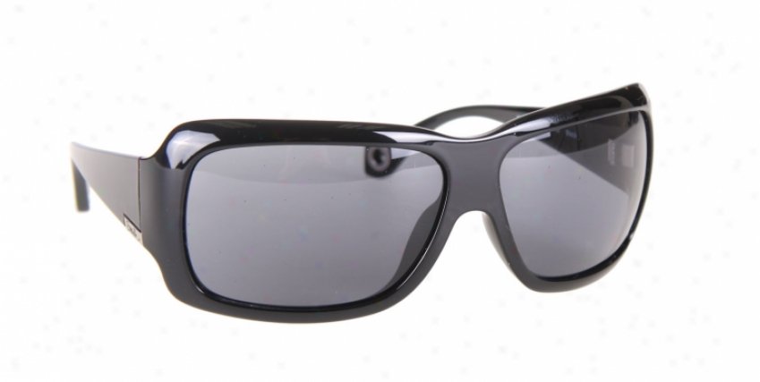 Smith Invite Sunglasses Black/vrey Lens