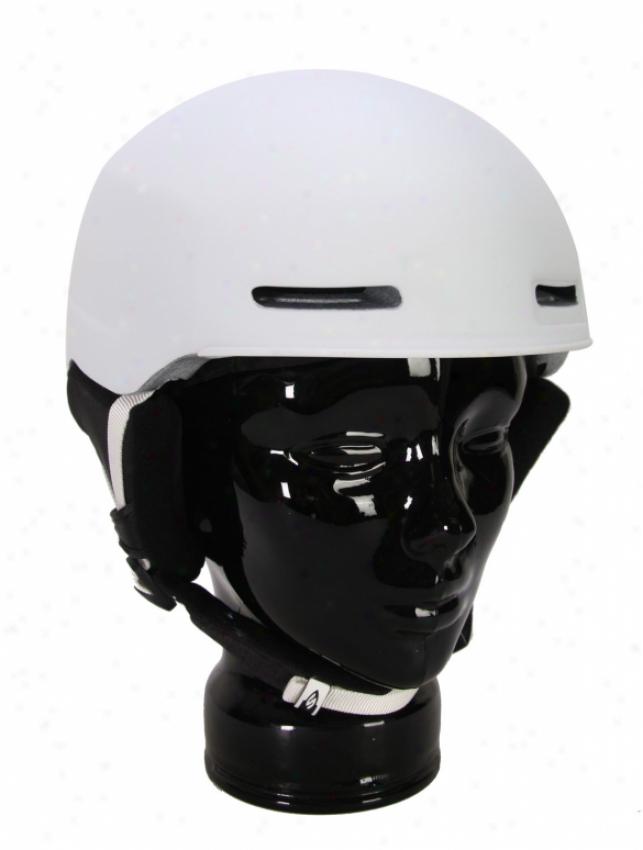 Smith Maze Snowboard Helmet Matte Whitee