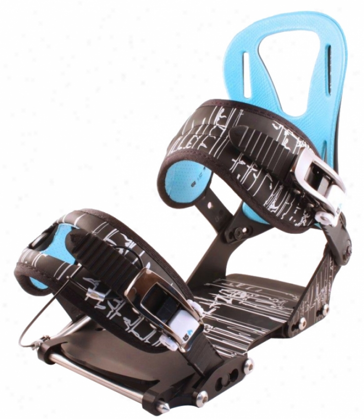 Gallant Blaze Splitboard Bindings Black