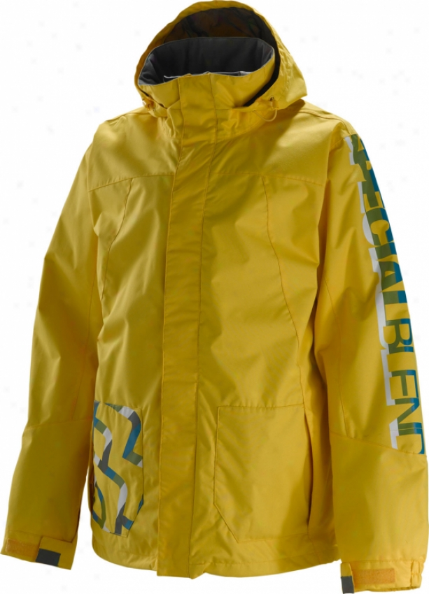 Specoal Blend Beacon Snowboard Jacket Pilsner