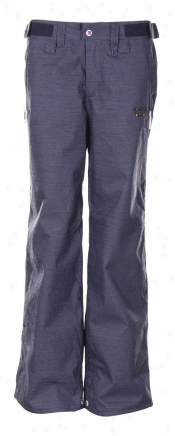Special Blend C4 Demi Snowboard Pants Denim