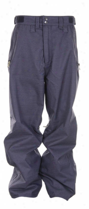 Special Blend C5 Empire Snowboard Pants Denim