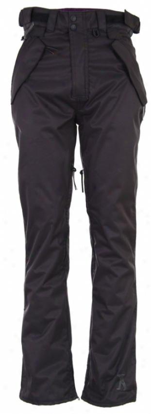 Special Mingle D.b. Snowbaord Pants Black