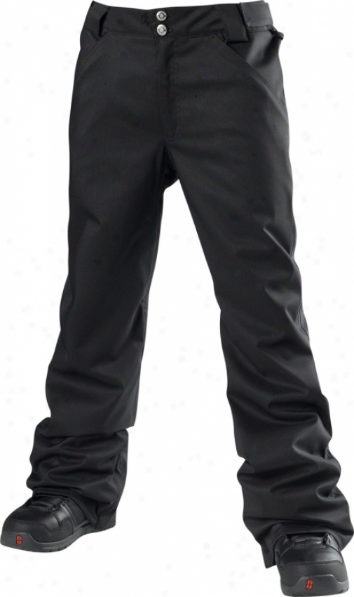 Spwcial Blend Dive Snowboard Pants Blackout