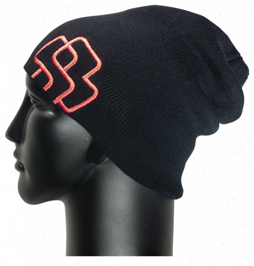 Special Blend Icon Beanie Blackout