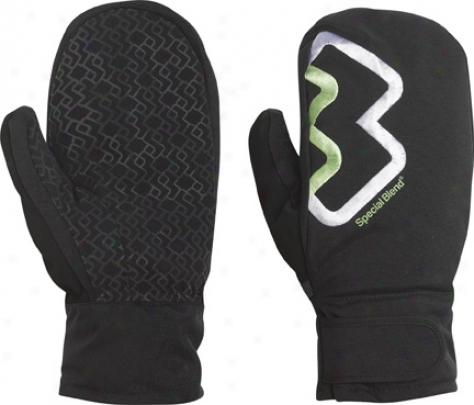 Special Blend Sh Snowboard Mitts Blackout