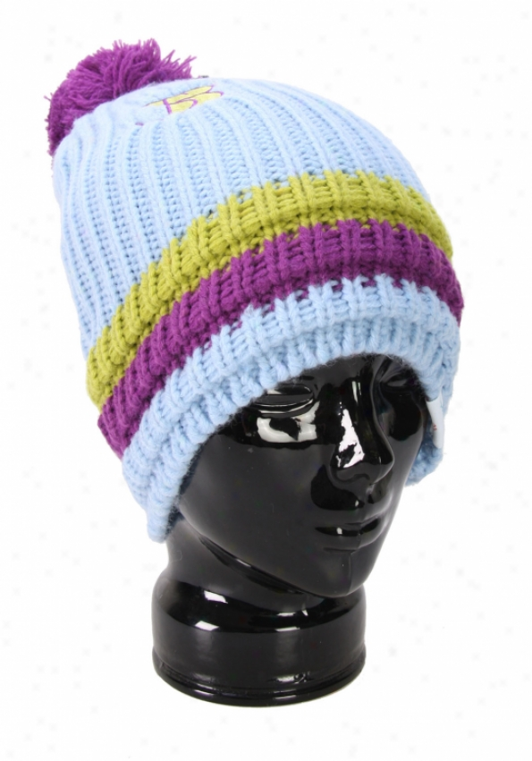 Special Blend Stacker Beanie Bluejay