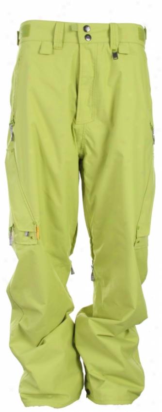 Special Blend Strike Snowboard Pants Og Kush
