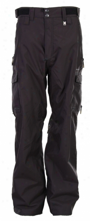 Special Blend Union Snowboard Pants Blackout