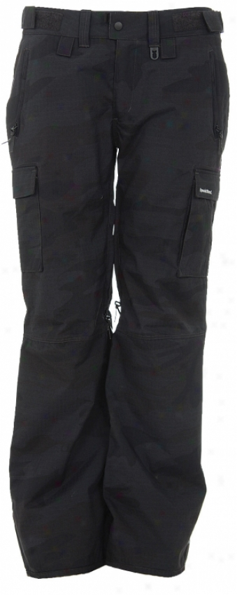 Special Blend Unity Snowboard Pants Over Dye Camo