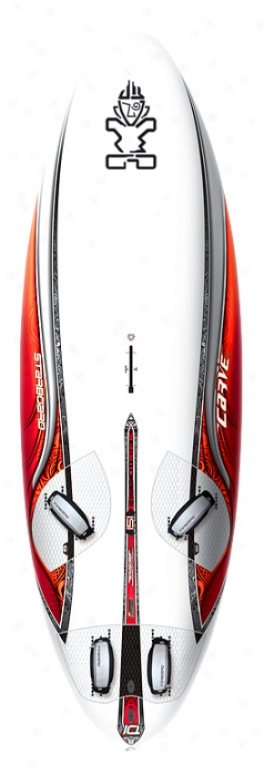 Right-hand side Carve Ast Windsurf Board 171l