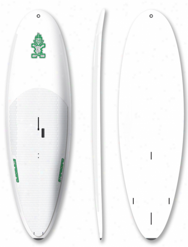 Starboard Super Slick Windsurf Board 10'