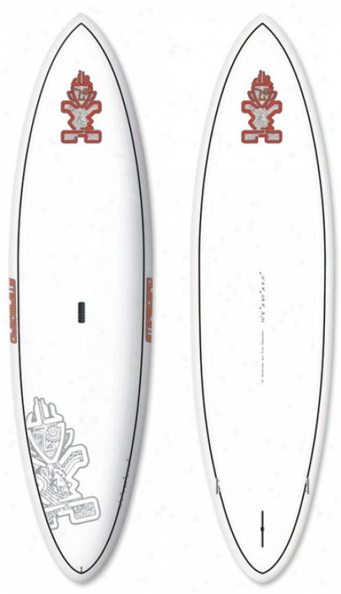 Starboard Wide Point Ast Sup White 10' 5' X 32""