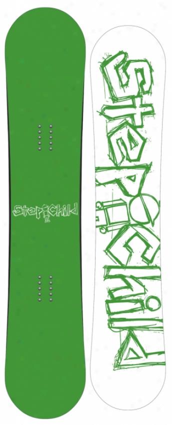 Stepchild Dirtbag Snowboard 148