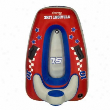 Straight Occupation Racer 10 Inflatable Tube