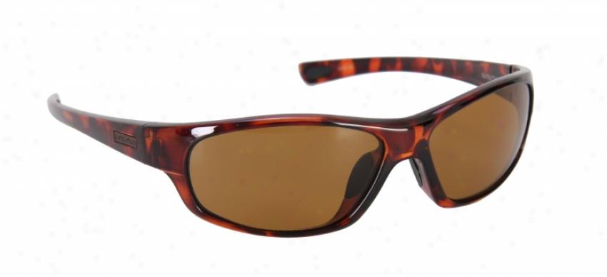 Suncloud Voyage Sunglasses Tortoise/brown Polarized Lens